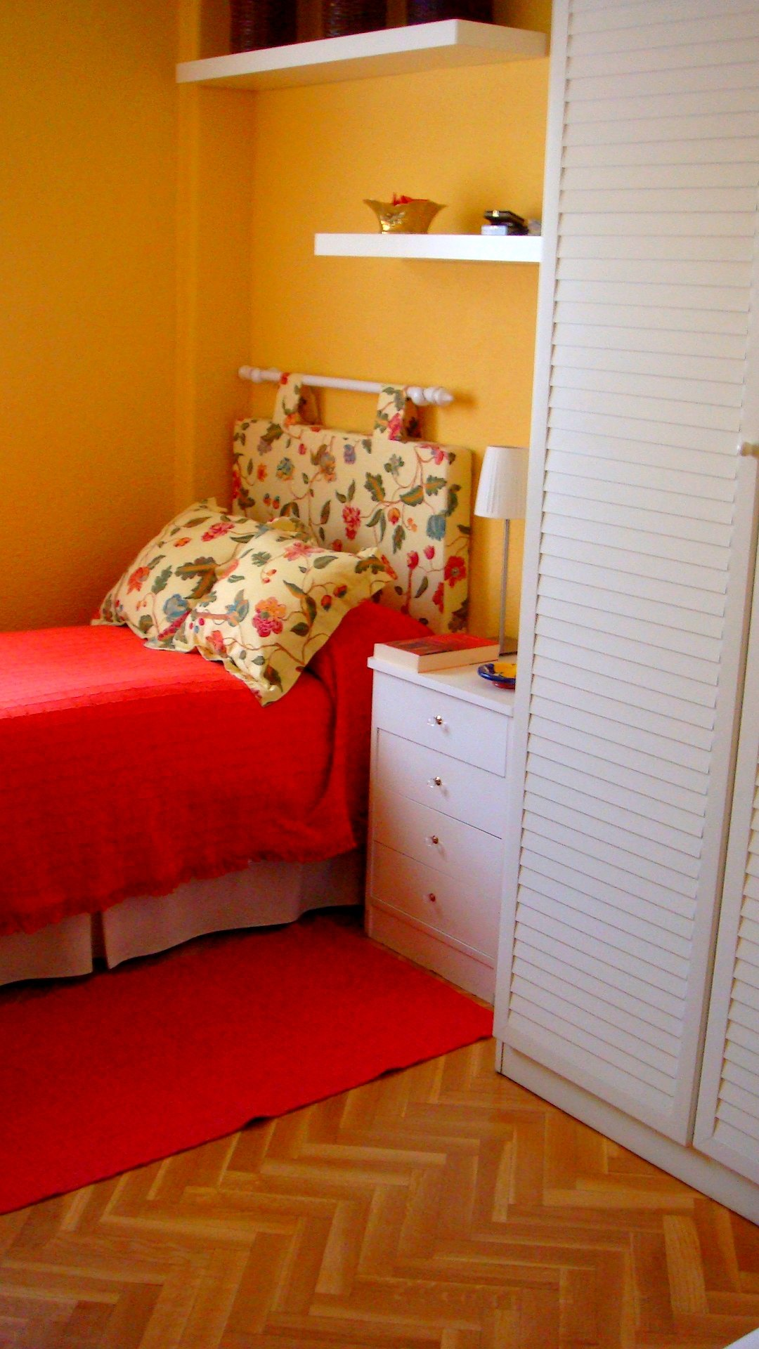 Prices single room Madrid Homestay