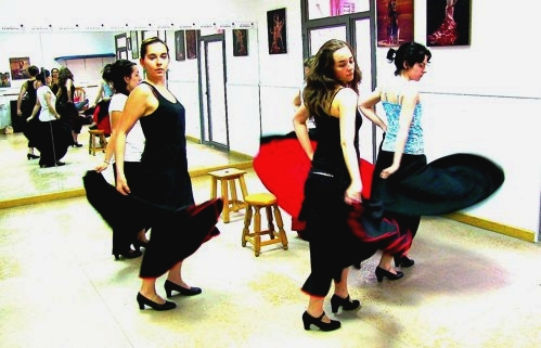Spanish dances Madrid Flamenco